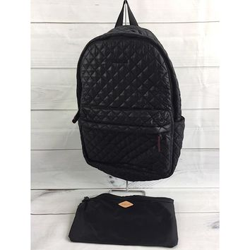 MZ Wallace Women's Metro Black Backpack (NWOT)