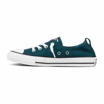 ICIKGQ8 converse chuck taylor all star shoreline slip on womens sneakers jcpenney