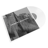 "Vampire Weekend: Step (White Vinyl) Vinyl 12"" (Record Store Day)"