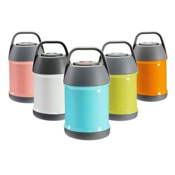 Newest LunchBox Stainless Steel Insulated Food Vacuum Flask Container Insulation For Thermo Bento For Kids Child Storage