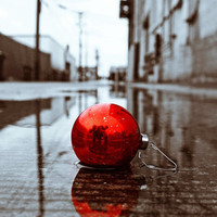 South Tacoma Christmas Stretched Canvas by Vorona Photography | Society6
