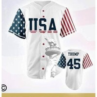 Limited Edition Trump USA America Collection