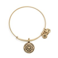 Alex and Ani U.S. Coast Guard Charm Bangle - Russian Gold