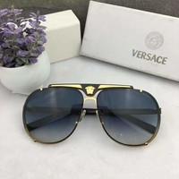 VERSACE Fashion Sunglasses Blue