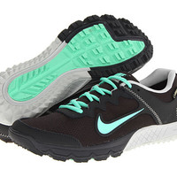 Nike Zoom Wildhorse GTX Dark Charcoal/Dusty Grey/Green Glow - Zappos.com Free Shipping BOTH Ways