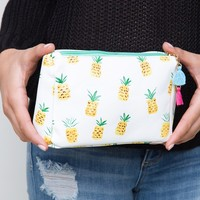 Tropicana Bag - White