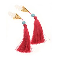 BIG LITTLE LIES TASSEL EARPLUGS