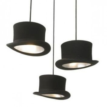 Wooster Top Hat Pendant Light from Found Home Store Ltd | Made By Found Home Store | 150.00 | Bouf
