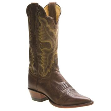 Justin Boots Distressed Vintage Goat Brown Western Boot