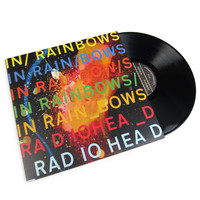 Radiohead: In Rainbows Vinyl LP