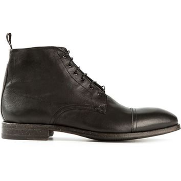 Paul Smith classic lace-up ankle boots