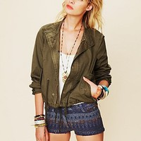 Free People Monroe Textured Short