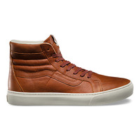 Leather Sk8-Hi Cup CA | Shop at Vans