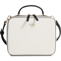kate spade new york cameron street - casie leather satchel | Nordstrom
