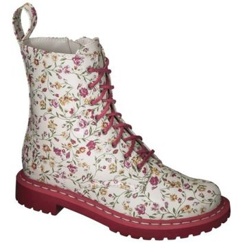 Girl's Cherokee® Floria Fashion Boot - Off White
