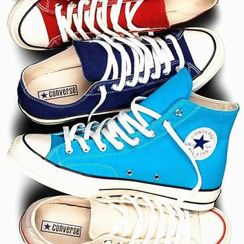 """""""Converse"""" Fashion Canvas Flats Sneakers Sport Shoes"""