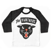 THE PANTHERS RAGLAN