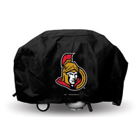 Ottawa Senators NHL Economy Barbeque Grill Cover