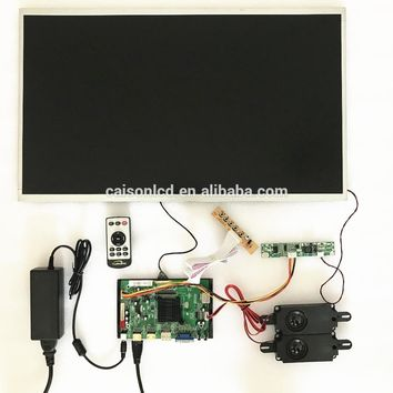 2HDMI+VGA+DP+Audio 4K  board support 23.8 inch lcd module with 3840*2160