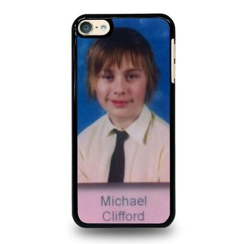 5SOS MICHAEL CLIFFORD iPod Touch 4 5 6 Case Cover