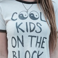 NADINA COOL KIDS ON THE BLOCK TOP