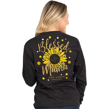Blessed Mama - SS - F19 - Adult Long Sleeve
