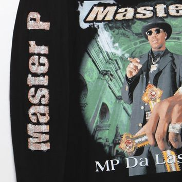 No Limit Records Master P Long Sleeve T-Shirt at PacSun.com