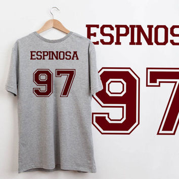 Matthew Espinosa Shirt, Espinosa 97 T-shirt Unisex, shirt for male and female S-XXL