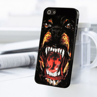 Givenchy Rottweiler iPhone 5C Case
