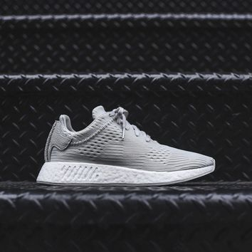 adidas by Wings + Horns NMD PK - Ash   White c9242e2662