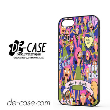 Louise Belcher DEAL-6671 Apple Phonecase Cover For Iphone 5 / Iphone 5S