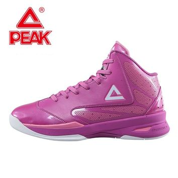PEAK SPORT Speed Eagle IV New Concept Models Men Women Basketball Shoes Cushion-3 REVOLVE Tech Sneakers Breathable Athletic Boot