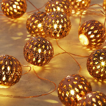 Lantern String Lights - Urban Outfitters