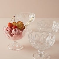 Pedestal Dessert Bowl Set