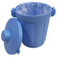 New Products - AFG - Blue Locking Trash Can | AsianFoodGrocer.com, Shirataki Noodles, Miso Soup