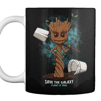 Plant A Tree Groot T Shirt