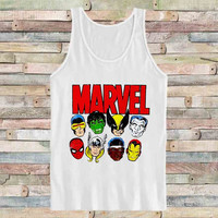 Ashton Irwin's Marvel for Tank Top Mens and Tank top Girls