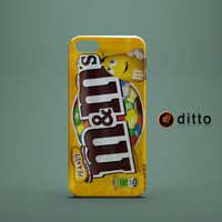 PEANUT MMs CANDY Design Custom Case by ditto! for iPhone 6 6 Plus iPhone 5 5s 5c iPhone 4 4s Samsung Galaxy s3 s4 & s5 and Note 2 3 4