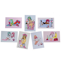 Valfre Gals Postcard Packet
