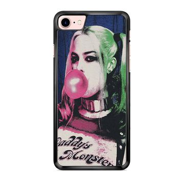 Harley Quinn - Bubblegum iPhone 7 Case