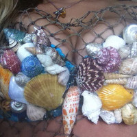 MADE TO ORDER mermaid bra seashell top