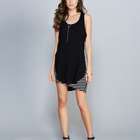 Gauzy Side-Slit Tunic | Wet Seal