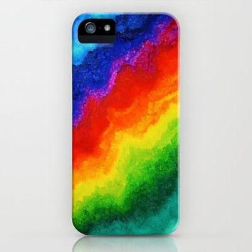 Fluxuation iPhone Case by Erin Jordan | Society6