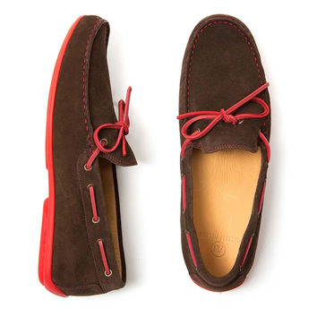 Breaker Driving Loafers with Laces by Austen Heller