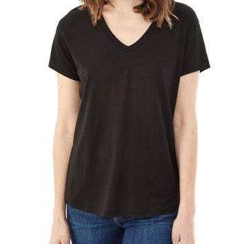 Everyday Cotton Modal V-Neck T-Shirt