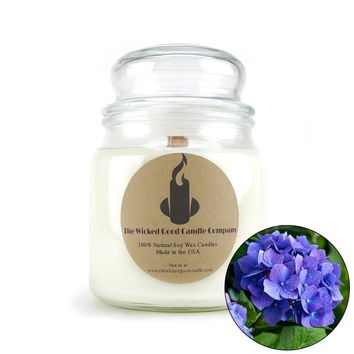 16 Ounce Soy Candle Love Spell Type