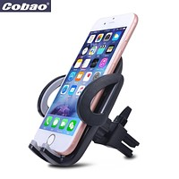 Universal car phone holder air vent cell phone car mount
