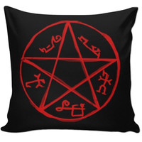Devils Trap Pillow
