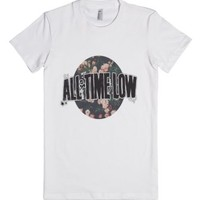 Atl.-Female White T-Shirt