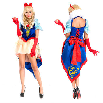 Cosplay Anime Cosplay Apparel Holloween Costume [9220287748]